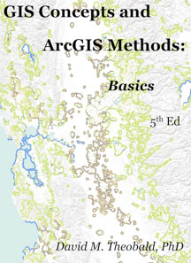 GIS Concepts and ArcGIS Methods